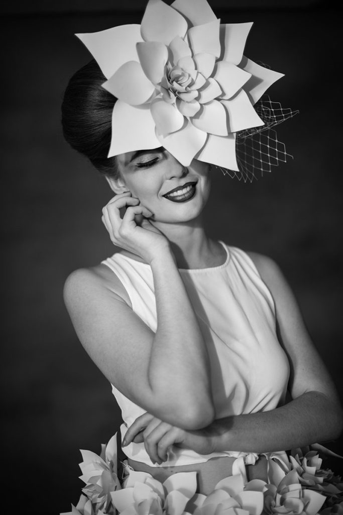 Paper Couture For A Unique Bridal Style - Blank Canvas