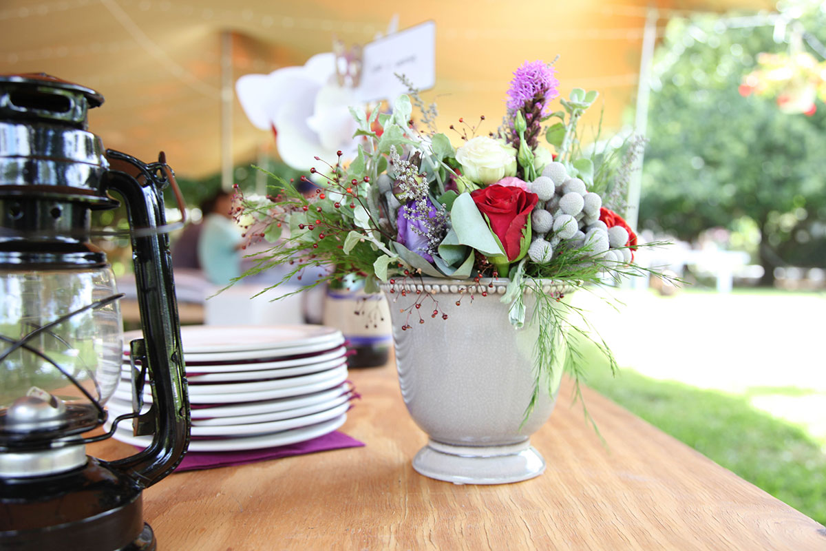 Kirsty & Adam: A Farm Style Wedding Celebration - Blank Canvas