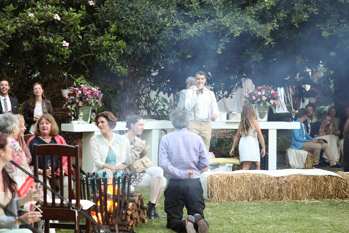 Kirsty & Adam: A Farm Style Wedding Celebration - Blank Canvas
