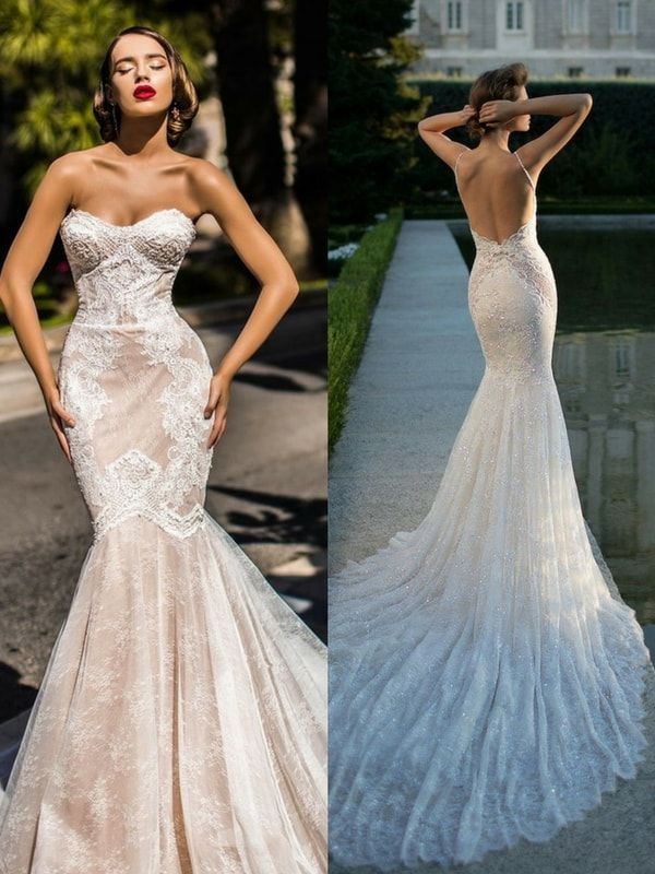 df417bcbc2e Wedding Dress Styles  The Ultimate Guide For 2018 - Blank Canvas