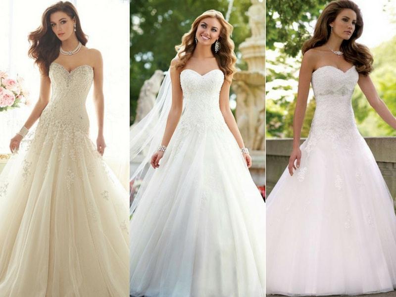 Dropped Waist wedding dress - blank canvas