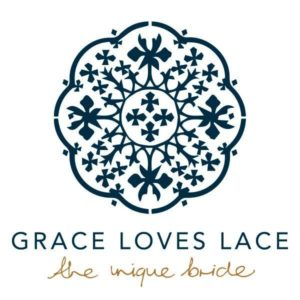 Grace Love Lace wedding dress designer - blank canvas