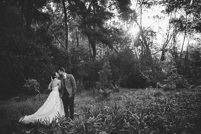 Liehet & Hendrik: A Woodland Wedding, Beloftebos - Blank Canvas